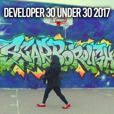 Developer Screen Grab